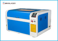 Honeycomb 600*400mm 80w CO2 Laser Engraving Cutting Machine For Fabric Leather