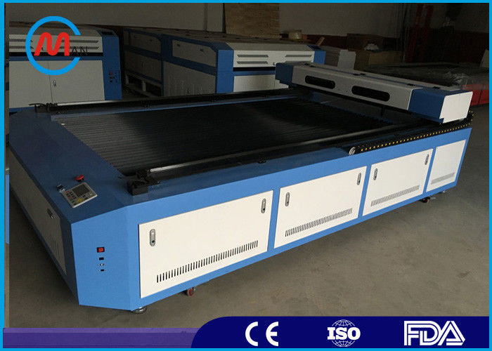 Elegant High Speed CNC Wood Laser Cutting Machine With Leadshine Stepper Motor