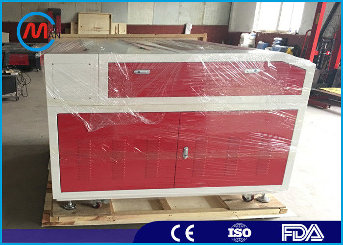 Co2 Steel Plate Desktop Laser Cutting Machine For Metal Auto Cad Software