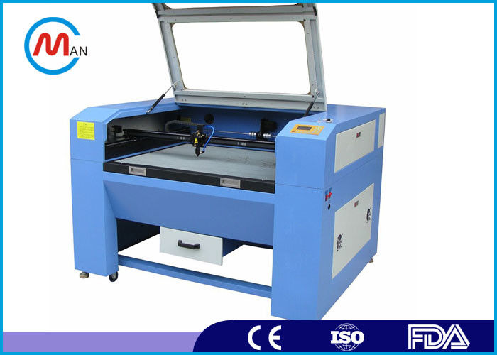 Paper Wood Laser Cutting Machine Mini Cnc Co2 Laser Engraving Cutting Machine