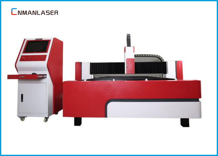 500W Raycus Fiber Source Overseas Services Cnc Metal Laser Cutting Machine