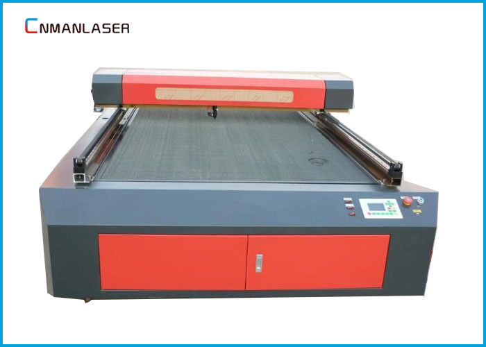 1325 Metal CO2 Laser Cutting Machine Mixed CO2 150w Knife Worktable