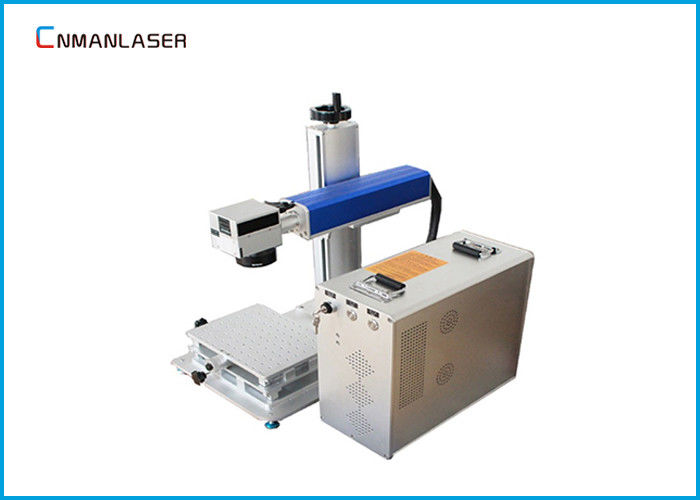 20w 30w Paper Rubber Ceramic Jeans Co2 Laser Marking System With Conveyor Belt
